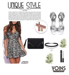 """Yoins 8/2"" by zerina913 ❤ liked on Polyvore featuring Lancôme, Pier 1 Imports, yoins, yoinscollection and loveyoins"