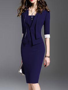 Corporate Attire, Business Attire, Business Outfits, Office Outfits, Work Outfits, Business Casual, Outfit Work, Office Attire, Casual Work Attire