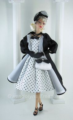Dotted Chic1 by Gwendolyns Treasures, via Flickr