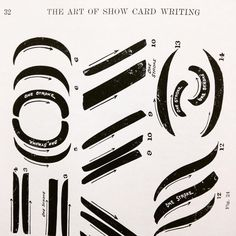 « Fig. 24 #signpainting #showcards »
