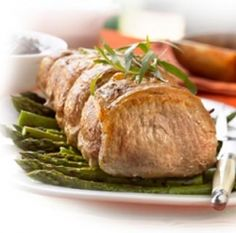 Boneless Pork Loin Rib Half or Sirloin Half - Recipes - Legacy Pork