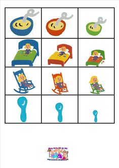 Small Group Activities, Book Activities, Goldilocks And The Three Bears, Alphabet Tracing, French Education, 3 Bears, Nursery School, School Themes, Activity Centers