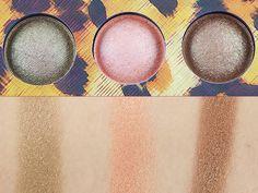 Palette de fards à paupières Wild Child (BH Cosmetics) - Swatches de la deuxième ligne #blog #beauté #blogbeauté #beauty #beautyblogger #bblogger #maquillage #makeup #palette #fard #eyeshadow #neutre #nude #wildchild #bhcosmetics #swatch #swatches #tutoriel #tuto #bordeaux violet #cuivre http://mamzelleboom.com/2015/04/09/smoky-bordeaux-violet-cuivre-palette-fards-ombres-paupieres-cuits-neutres-irises-wild-child-bh-cosmetics/