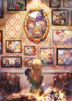 Safebooru is a anime and manga picture search engine, images are being updated hourly. Rpg Maker, Maker Game, Mary Ib, Ib And Garry, Desenhos Love, Mad Father, Satsuriku No Tenshi, Japanese Games, Rpg Horror Games
