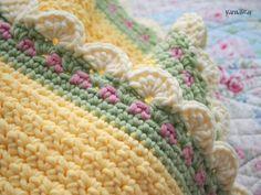 it's a girl | yarnaway: a crochet scrapbook.