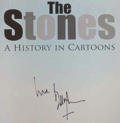 Bill Wyman's Signature