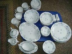 Johann Haviland Blue Garland bread plate 44 available