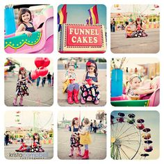 carnival photo shoot