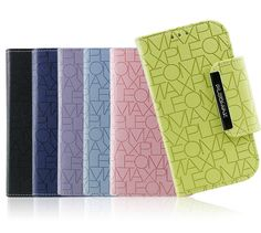 Pleomax Pattern Diary Korean Smartphone Case