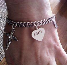 The Mortal Instruments Inspired Jace Charm Bracelet