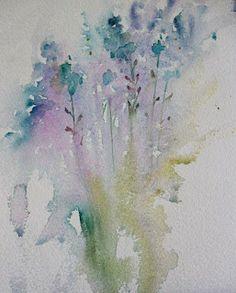 Jean Haines Watercolour
