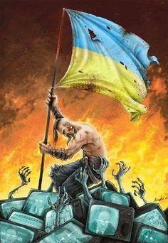Ukrainians against false information