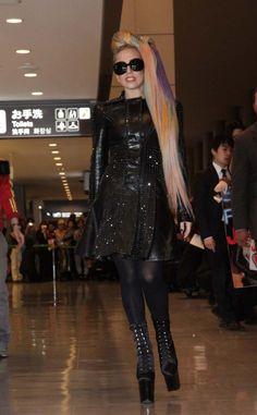 Lady GaGa Japan レディーガガ 日本 2012
