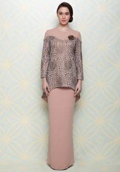 Azrein Baju Kurung Pahang