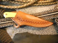 pancake knife sheath - Google Search                                                                                                                                                                                 More