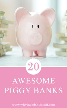 20 Coolest Piggy Banks for kids and adults. Funny Coin Bank For Adults. Best Bar Soap, Beach Honeymoon Destinations, Ceramic Chicken, Digital Asset Management, Chicken Cages, Ceramic Elephant, Piggy Banks, Savings Bank, Cover Letter Sample