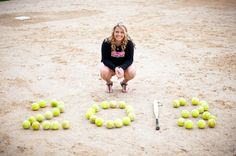 Senior Ideas - softball