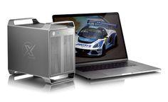 Thunder3 Quad X – 4Bay Thunderbolt™ 3 Storage for Mac & PC