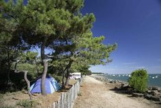 Below is a list of some of the camping sites available: