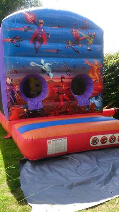 Bouncy Castle Hire, 5 Year Olds, Dublin, Castles, Avengers, Birthday Parties, Marvel, Houses, World