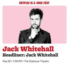 Jack Whitehall, Theatre, Netflix, Jokes, Fictional Characters, Husky Jokes, Theatres, Memes, Fantasy Characters