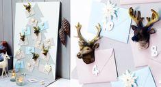 Calendrier de l'Avent : des enveloppes à messages #calendrierdelavent