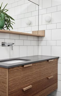 """It can a bit disheartening, to say the least, when you get to the point in a kitchen or bath renovation when it's time to choose the tile. Not because there aren't great options out on the market (there are! so many!), but because the only varieties in the """"we can afford this"""" section might be basic rectangular, square or round white tiles. Boring? Maybe. But they don't have to be."""