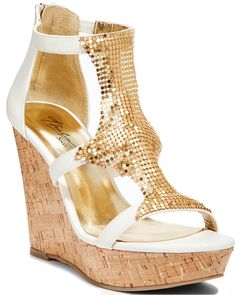 05455418199 Thalia Sodi Women s Sauco Platform Wedge Sandals on shopstyle.com Platform  Wedge Sandals