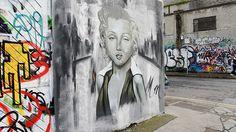 Dublin Street Art Photographed Using A Sony NEX-VG10 - [ http://photography.osx128.com/dublin-street-art-photographed-using-a-sony-nex-vg10-9/ ] #Graffiti