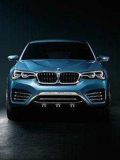 BMW X4 http://www.autorevue.at/aktuell/bmw-x4-anfang-2014-preise-marktstart.html