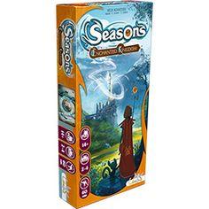Tric Trac - jeux : Seasons : Enchanted Kingdom de Régis bonnessée