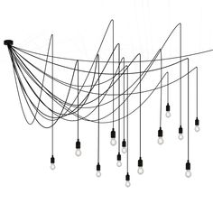 Maman taklampa dimbar, transparent i gruppen Belysning / Lampor / Taklampor hos