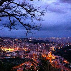 Barcelona citylights