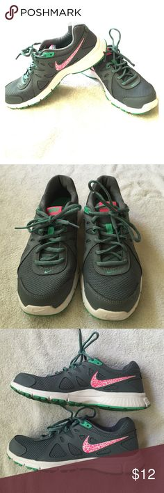 80938a525a7d Nike Revolution 2 Nike Revolution 2 shoes. Worn a handful of times. Good  condition