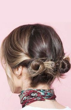 20 Stunning Updos for Short Hair in 2021 - The Trend Spotter