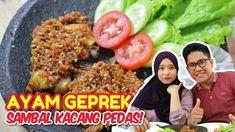 Resep Ayam Geprek Sambal Kacang. Super Pedas! #dapuradis #food #cooking #cookingchannel #cookingvideo #resep #recipe #masak #ayamgeprek #friedchicken #spicy #spicyfood