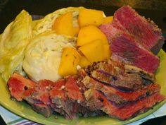 CARB WARS BLOG: CORNED BEEF AND CABBAGE - low carb, slow cooker