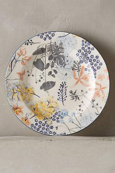 Rosie Side Plate - anthropologie.eu