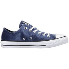 4f302b651958d Amazon.com | Converse Womens Chuck Taylor All Star Ox Velvet Trainers |  Fashion Sneakers