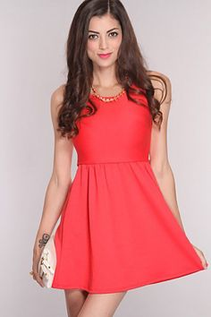 #Amiclubwear              #Skirt                    #Rose #Sleeveless #Skater #Skirt #Dress             Rose Sleeveless Skater Skirt Dress                                            http://www.seapai.com/product.aspx?PID=1738471