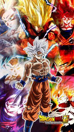 Goku All Again by JemmyPranata