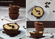 Cookie Cups with Kaffee - Coffee - Panna Cotta | Das Knusperstübchen #coffee #kaffee #pannacotta #cookies
