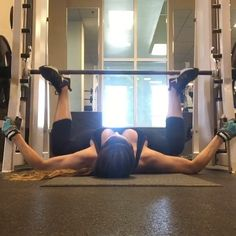 """6,322 Likes, 1,083 Comments - Brittany Perille Yobe ♡ (@brittanyperilleee) on Instagram: """"For those who are not on Deload week as myself 😏... Vertical Leg Press Feet positioned wide to…"""""""