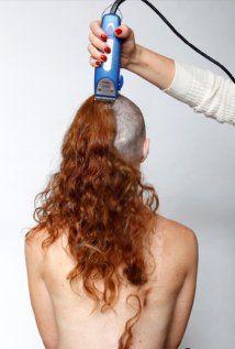 Long Hair Cut Short, Short Hair Styles, Bald Head Women, Forced Haircut, Shaving Your Head, Shave My Head, Girls Short Haircuts, Bald Girl, Bald Heads