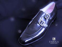 Fabula Bespoke Shoes. Unique handmade, bespoke men's shoes. Modell: Double Monk. Look to my website: www.fabulashoes.hu