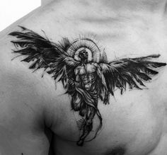 61 Best Stylish, Beautiful and Unique Tattoos for Men unique tattoos for men; unique tattoos for couples; unique tattoos for my son; unique tattoos for lost loved ones; unique tattoos for parents; unique tattoos for best friends Body Art Tattoos, New Tattoos, Small Tattoos, Girl Tattoos, Tattoos For Guys, Sleeve Tattoos, Tatoos, Tattoo Man, Angel Tattoos For Men