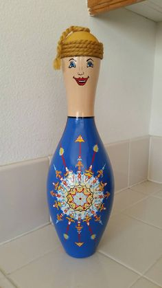 Check out this item in my Etsy shop https://www.etsy.com/listing/243756675/aladdins-magic-carpet-bowling-pin
