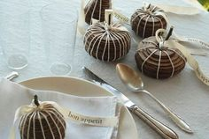 Don't buy it. Make it! DIY Thanksgiving Cardboard pumpkins!