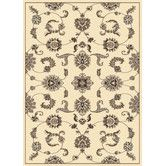 Found it at Wayfair - Clemmie  Ivory Area Rug