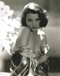 1930s B-movie star Lilian Bond